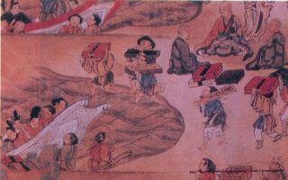 【文史】向大唐學習佛法與鑒真六次東渡日本