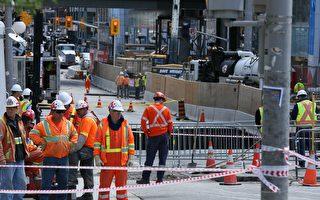 """渥太华市中心""""天坑""""灾难事件追踪"""