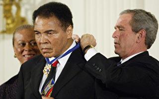 传奇拳王阿里逝世 声望远超体育领域