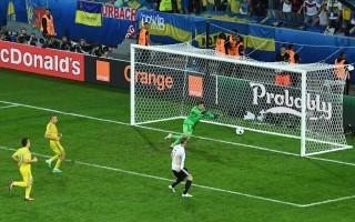 法国欧洲杯 德国队保持大赛首战不败记录