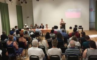社區徵簽 籲市府交還利溫頓老人院