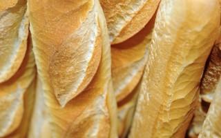 法国人怕胖 连面包也不敢多吃了