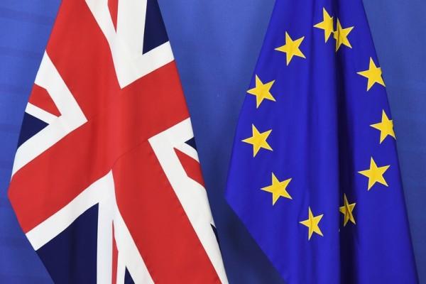 英國正式脫歐 進入11個月談判過渡期