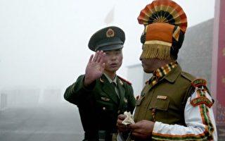 中印士兵边境对峙 中方送巧克力冲突平息