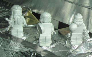 NASA送三迷你乐高进入木星死亡之旅