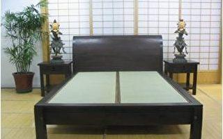 榻榻米床。(Tatami Marts提供)