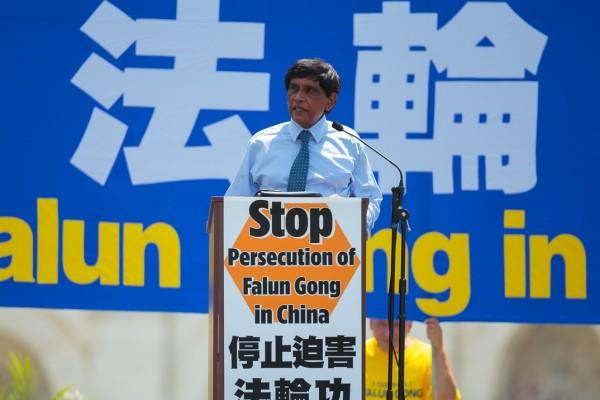 大赦国际主任:美下任总统应重视法轮功问题