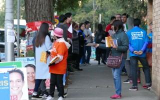 2016年澳洲联邦大选日 华人怎么说
