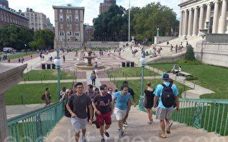美國大學迎接30萬中國學生 邊數錢邊撓頭