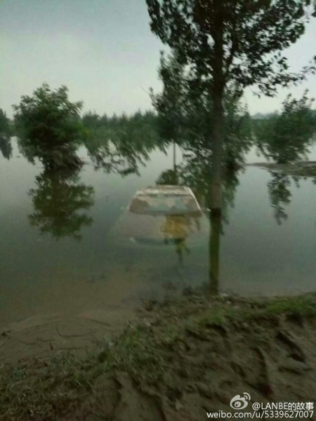 村民受灾情况。(网络图片)