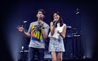 陶喆携爱徒上海开唱 直播揭秘台前幕后