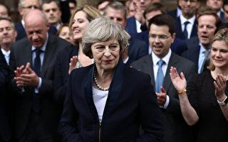 英首相拟早日赴美 川普期待亲密友谊