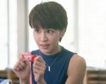曾沛慈透過記憶的巧克力拉近與日本女兒的距離。(KitKat公關提供)