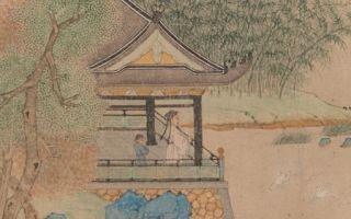 纽约大都会博物馆中国书画展的十件珍品