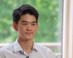 「全世界中國古典舞大賽」選手李寶滿。(宋昇樺/新唐人)