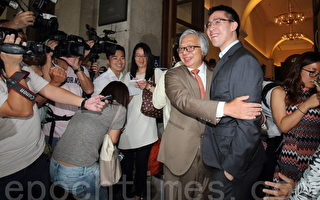 郭炳江上訴獲批 准以千萬保釋