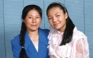女兒17歲被迫害致死 母親控告江澤民