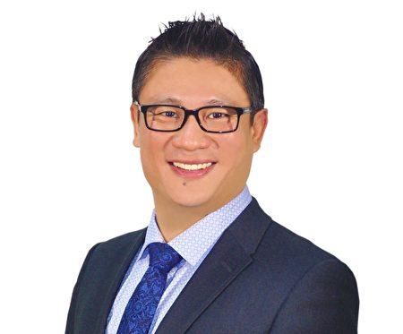 悉尼房产中介公司Australian Properties International的销售总监Colin Lee。(本人提供)