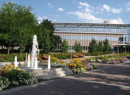 楊百翰大學。(大紀元圖片)