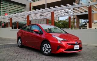 车评:深零导师 2016 Toyota Prius