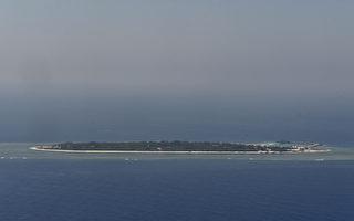 应对南中国海局势 台湾加强太平岛防御能力