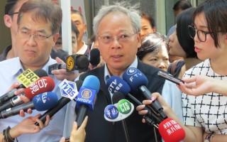 台交部次長范植谷:遊覽車齡和死傷事故無必然關係