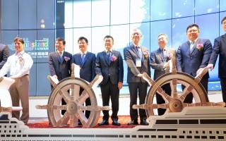 亞洲郵輪成長8%   看好台灣觀光新商機