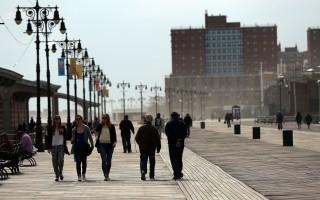 紐約市議會通過議案 促列康尼島浮橋為地標