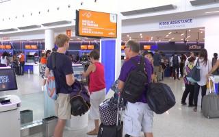 捷藍開放自助登機區 托運行李不再排隊
