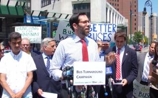 紐約巴士服務差 乘客組織提六大建議