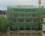 正值大陸洪水肆虐之際,近日陝西網民發文預警隱患,並對寶雞市扶風縣政府提出一系列質疑。(網絡圖片)