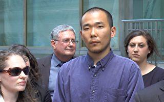 拍警察执法被抓 韩裔男状告纽约警局