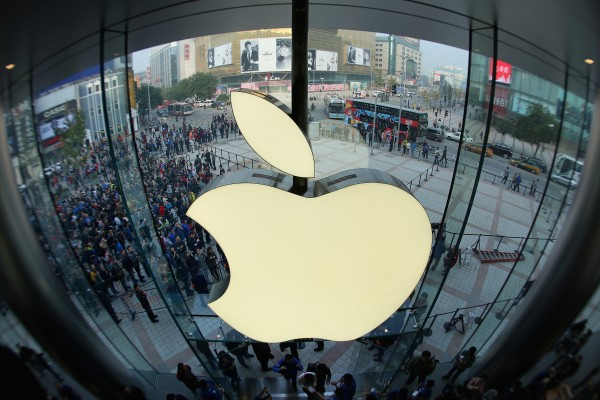 苹果在中国遭诉讼围攻 广电总局加入