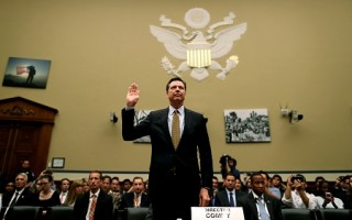 FBI重啟希拉里電郵門調查 美司法部長反對