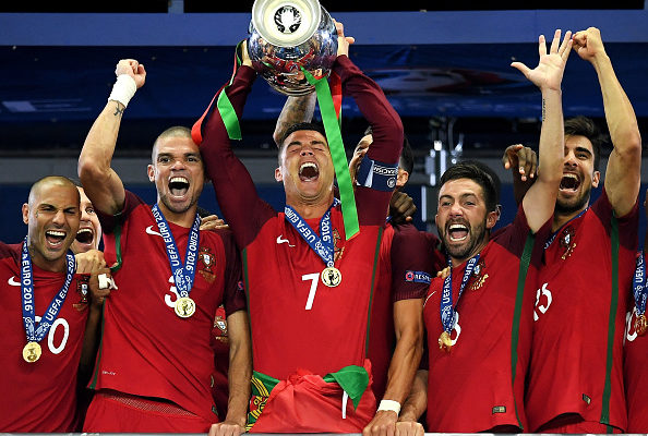 欧足联:葡萄牙夺冠有5个原因