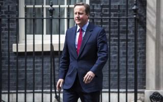 卡梅倫週三將辭去首相職務 特里莎·梅接任