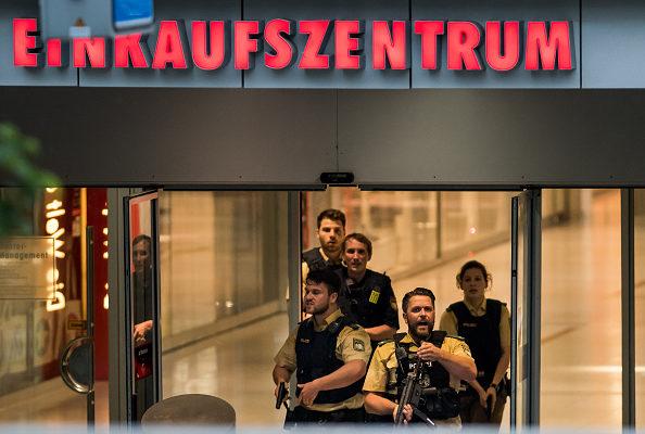 慕尼黑槍擊案 警方逮槍手16歲阿富汗友人