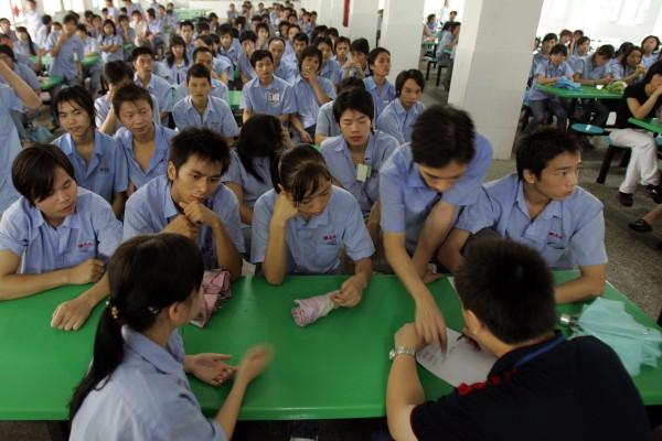 中共官員再稱應遏制薪資上漲 專家駁斥