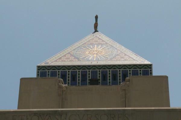 洛杉磯中央圖書館暗藏寶藏 讓你開眼界