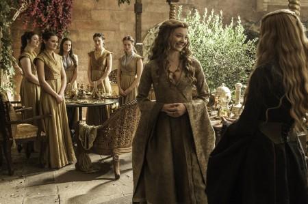 《權力的遊戲》(Game of Thrones,台譯:冰與火之歌:權力遊戲)劇照。(HBO提供)