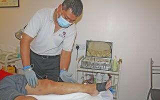 生物电治疗 功效可比气功治疗