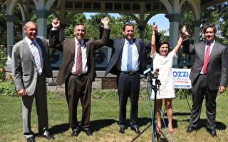 佐茨初选国会议员获胜 原竞争对手联合背书