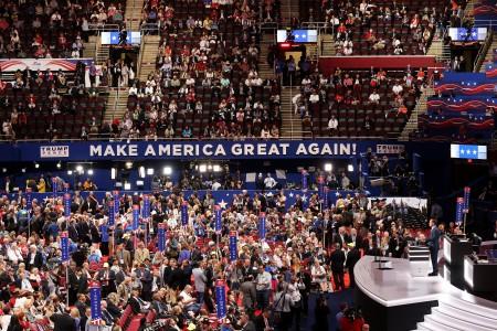 美共和党大会通过党纲 首列对台六项保证