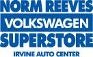 Norm Reeves尔湾大众车行标识。(商家提供)
