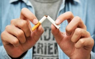 天然戒烟新法:喝青柠汁