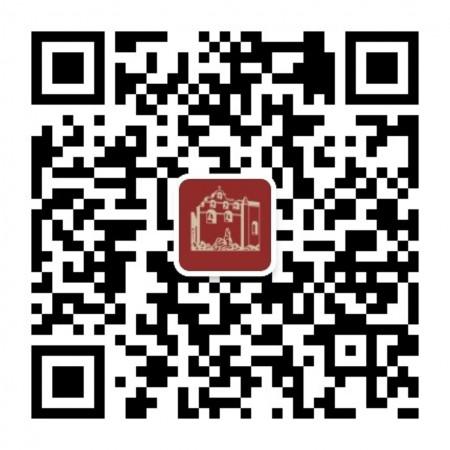 聖蓋博市微信公眾號二維碼。(楊陽/大紀元)