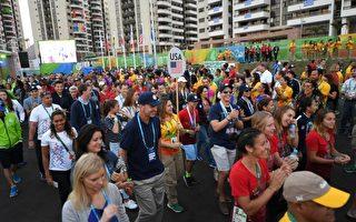 盤點里約奧運美國隊華裔參賽選手