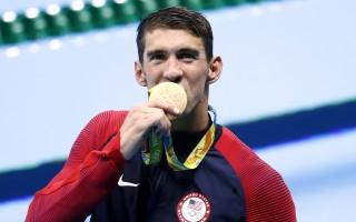 奧運史上第一人 「飛魚」菲爾普斯贏第19金