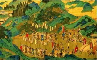 【文史】漢武帝慧眼識人 司馬相如獻上林賦
