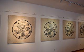 黄子镮版画家创作展 再现客家餐桌传统